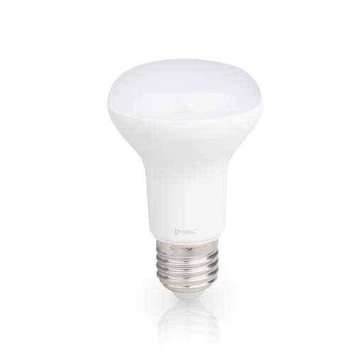 GSC Lámpara Reflectora R63 LED 8W E27 6000K, Blanco