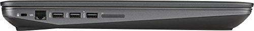 HP ZBook 17G43,10GHz E3–1535MV617.3zoll 1920x 1080pixeles Negro Estación de Trabajo móvil, 1rr15ea