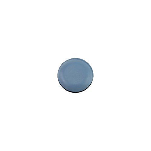 16 Stück Teflongleiter selbstklebend rund oder eckig (Ø 20 mm)