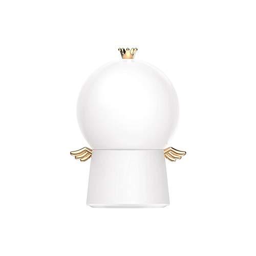 CXZ Musical-nachtlampje, muzieklamp met accu, tafellamp met luidsprekers voor slaapkamer (met projectiefunctie)