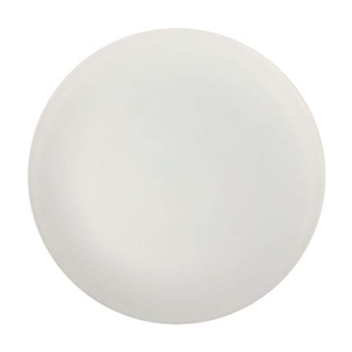 Procos 10201217 Solid Colour Reusable Plate 20.5 cm Grey
