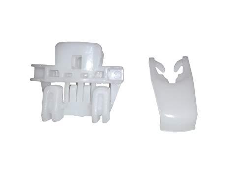 Twowinds - 7700842241/7700842240 Kit de reparación de elevalunas eléctrico delantero Clio II Symbol/Thalia I