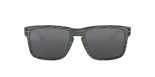 Oakley Holbrook Gafas de sol, Verde, 57 para Hombre