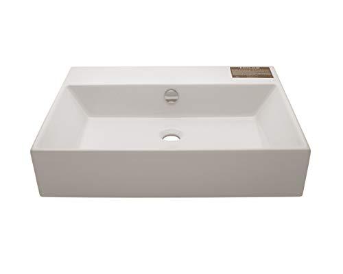 Catalano Keramik Waschtisch Modell Premium weiß 60x47x13cm