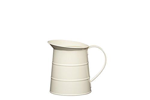 Kitchen Craft Kanne, 1,1l, Creme, aus der Living-Nostalgia-Produktreihe