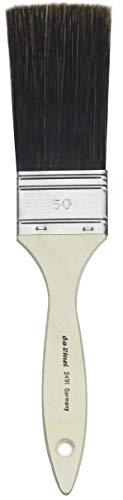 Da Vinci 2491Serie Peitsche Bürste, 50mm, Wildschwein Borsten, Holz, 27x 5x 30cm