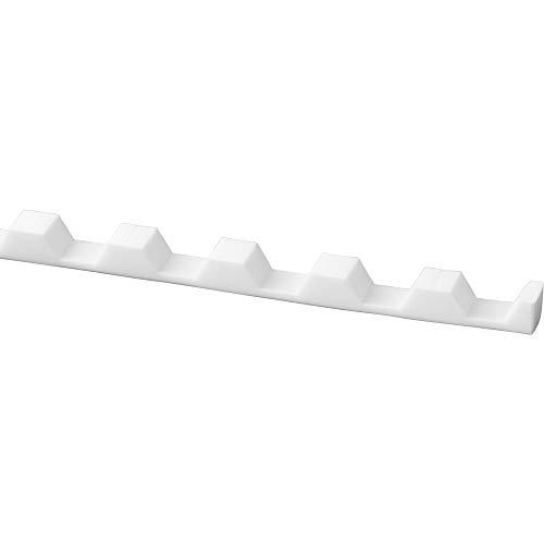 Profildichtung für Wellplatten mit Profil 76/18 - Trapez, ca. 100 cm lang