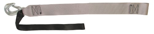 BoatBuckle P.W.C. Winch Strap with Loop End, 2-Inch x 15-Feet