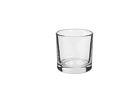 Vidrios de Levante Vaso chupito Cristal 4 cl- Pack 6 Unidades