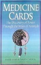 Medicine Cards by Sams, Jamie, Carson, David 2nd (second) Revised Edition (1999)