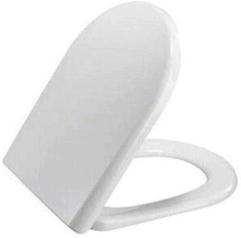 Pressalit Tura - WC-Sitz mit Deckel - SoftClose und Lift-off - weiss