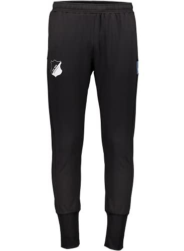 TSG 1899 Hoffenheim trainingshose Lang TSG-Pantalones Largos de Entrenamiento (21/22), Antracita, XL para Hombre