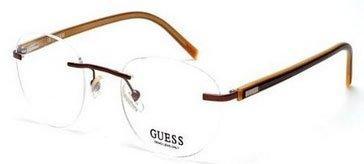 Occhiali da vista Guess GU 1536 BRN