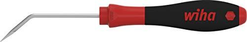 Wiha Reihenklemmen-Betätigungswerkzeug Schraubendreher SoftFinish® (43894) Schlitz 3,5 x 0,5 mm