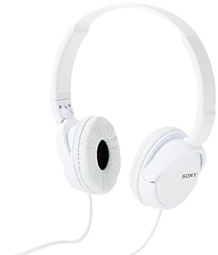 Sony MDR-ZX110 - Cuffie on-ear, Bianco