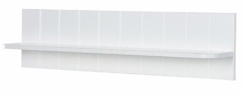 roba Baumann 59651 Etagère Murale Maritim Blanc 23 x 90 x 17 cm