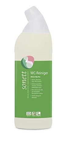 Sonett Bio WC-Reiniger Minze-Myrthe (2 x 750 ml)
