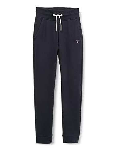 GANT Jungen The ORIGINAL Sweat Pants, Evening Blue, 176