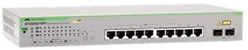 Allied Telesis AT-GS950/10PS - Switch de red (IEEE 802.1D, IEEE 802.1p, IEEE...