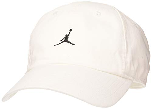 Nike Jordan H86 Jumpman Floppy Hat, White/(Black), MISC