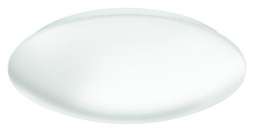 Philips 3336531P0 Leuchte, Plastik, 5,5 W, Integriert, weiß, 40,4 x 40,4 x 10,6 cm