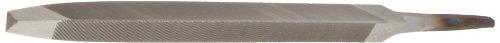 Nicholson Hand File, American Pattern, Single Cut, Triangular, Fine, 10