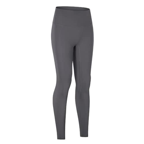 QTJY Pantalones de Yoga Pantalones de Fitness elásticos de Cintura Alta para Mujer, Mallas de Entrenamiento en Cuclillas, al Aire Libre de Secado rápido DS