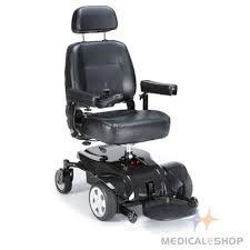 Invacare Pronto P31 Power Wheelchair (Blue)
