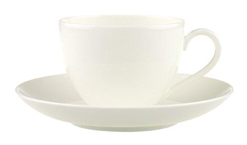 Villeroy & Boch 1045451290 Anmut Kaffeetasse mit Untertasse 2tlg. ( 1 Set )