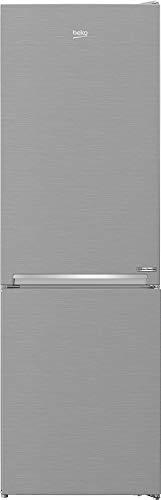Beko RCNA366I60XBN Freistehende Kühl- und Gefrierkombination/NoFrost/Smooth Fit: 90 Grad Türöffnung/ 3 Gefrierschubladen/ 0°C-Zone/ Energieklasse C