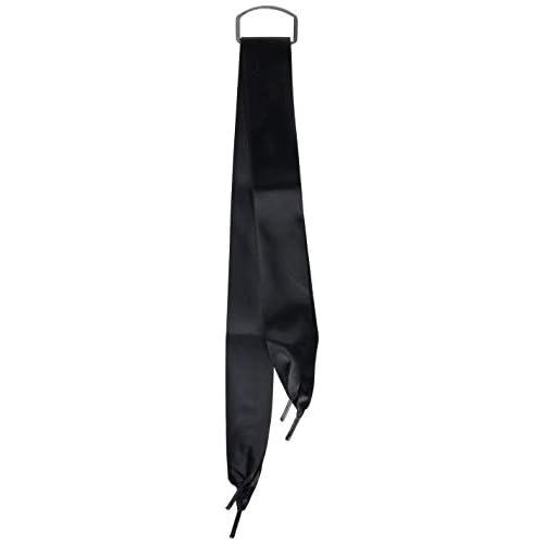Dr. Martens Ribbon Lacci per scarpe, Nero (Black), Taglia Unica