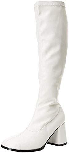 Pleaser - GOGO-300, Stivali da Donna, Bianco(White), 39