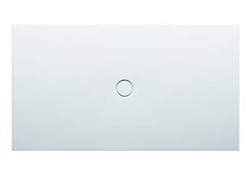 Bette Floor douchebak 5851 met minimale ondersteuning van de bak, 140x100cm, Kleur: Wit - 5851-000T1