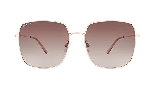 Polar OID - Gafas de sol polarizadas para hombre y mujer, vintage, unisex, retro, camilla, color 02/r