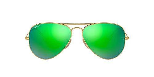 Ray-Ban Aviator Gafas de sol Unisex Adulto