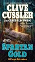 Spartan Gold Reprint Edition by Cussler, Clive, Blackwood, Grant [Paperback]