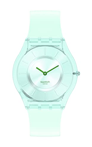 Montre Femme Swatch Sweet Mint Collection Skin Classic