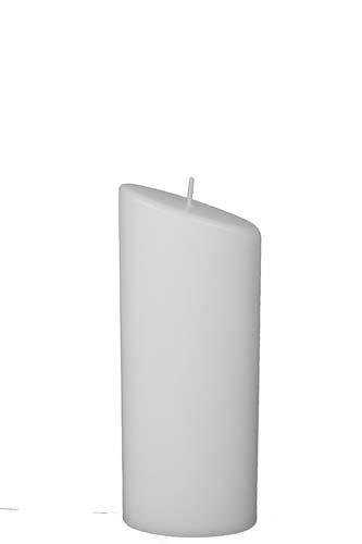 Mixed-Store Kerze, Weiß