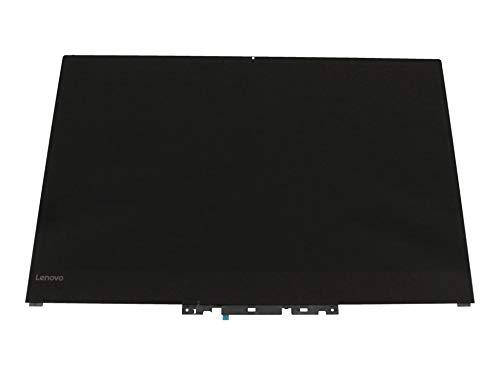 Lenovo Unidad de Pantalla tactil 15.6 Pulgadas (UHD 3840x2160) Negra Original para la série Yoga 720-15IKB (80X7)