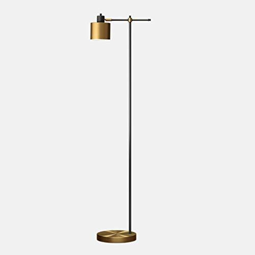 Lámparas de pie Vertical de hierro Planta arte de la lámpara sala de estar Lámparas En las recámaras sala de estudio lámpara de cabecera housewarming boda regalos lámpara de escritorio Lampara de piso