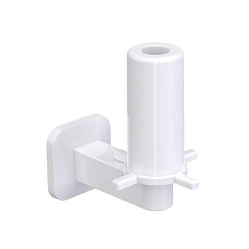 NaisiCore Handtuchhalter Kreative Adhesive Wandhalterung Handtuchwärmer Spender Ständer Halter für Heim WC Weiß Küchenversorgung