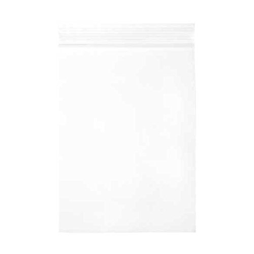 ClearBags 3 X 4 Clear LDPE Zipper Bags | Resealable Zipper Lock | Great for Candy, Cookies, and Party Favors | Safe Storage of Documents, Pictures, and Much More | Food Safe | 2PE34A (Pack of 100)