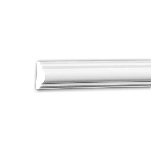 Panel Moulding 651322 Profhome Dado Rail Decorative Moulding Frieze Moulding Neo-Classicism Style...