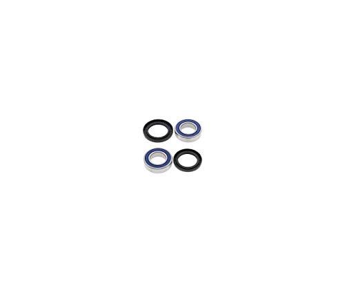 All BALLS Compatible avec 1100-1200 ZZR-93/05-1100-1200 ZRX-97/06- Kit ROULEMENTS DE Roue AVANT-25-1102