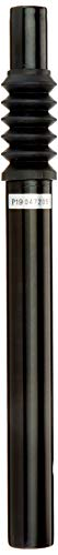 Prophete Unisex– Erwachsene Federsattelstütze, Aluminium, Länge: 300 mm, Ø 27,2 mm, Farbe: schwarz Sattelstütze, One Size