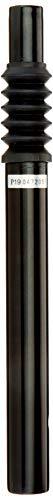 Prophete 6553 Unisex– Erwachsene Federsattelstütze, Aluminium, Länge: 300 mm, Ø 27,2 mm, Farbe: schwarz Sattelstütze, One Size