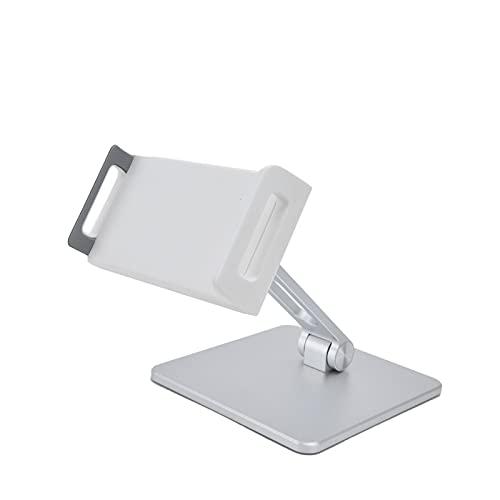 Tabletstandaard, 150° opvouwbare arm Opvouwbaar draagbaar Gebruiksvriendelijke tablethouder voor verschillende tablets…