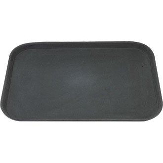 Winware 38,1x 50,8cm Vassoio Rettangolare Antiscivolo per Il Bar–Vassoio di plastica (Robusto, di qualità ad Alta Resistenza Antiscivolo)