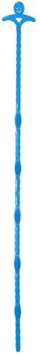 小久保 『髪の毛やゴミがひっかかりやすいトゲトゲ形状』 排水口スティックブラシ 3221 ブルー