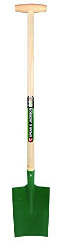 Spear & Jackson 73529 Bêche senlis 28 cm manche béquille 90 cm